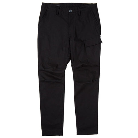 {ie CANVAS FIELD PANT / BLACK - 1