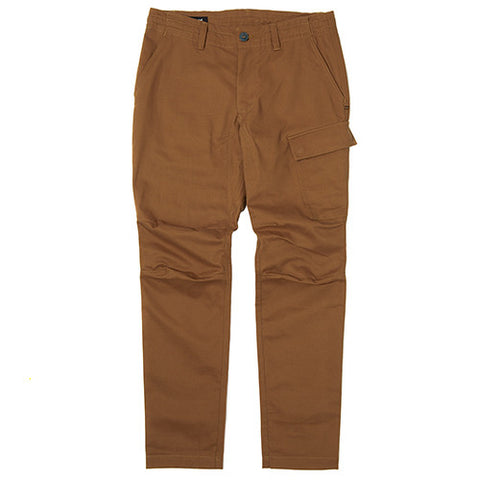{ie TWILL FIELD PANT / CAMEL - 1