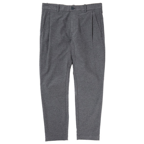 {ie MOLESKIN LOUNGE PANT / HEATHER CHARCOAL - 1