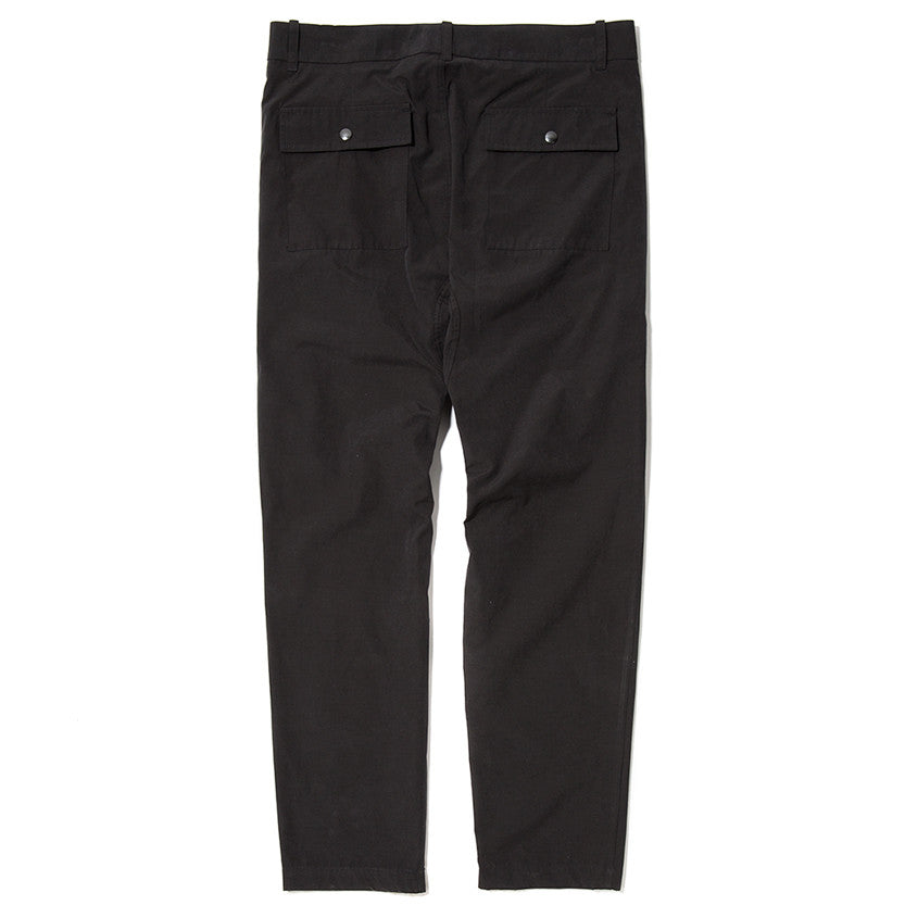 {ie LEISURE PANT / BLACK - 2