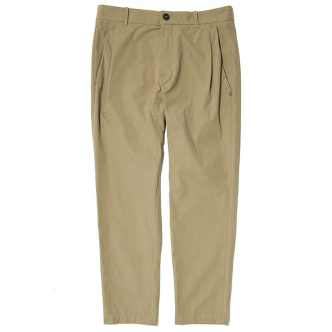 {ie LEISURE PANT / SAND - 1