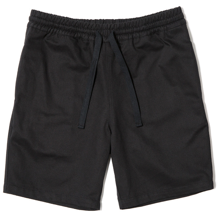 {ie RUGBY SHORT BLACK / NAVY - 1