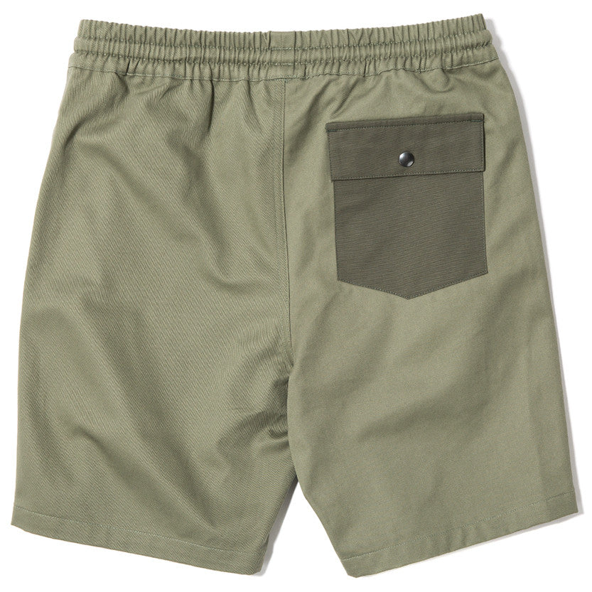 {ie RUGBY SHORT / MOSS - 2