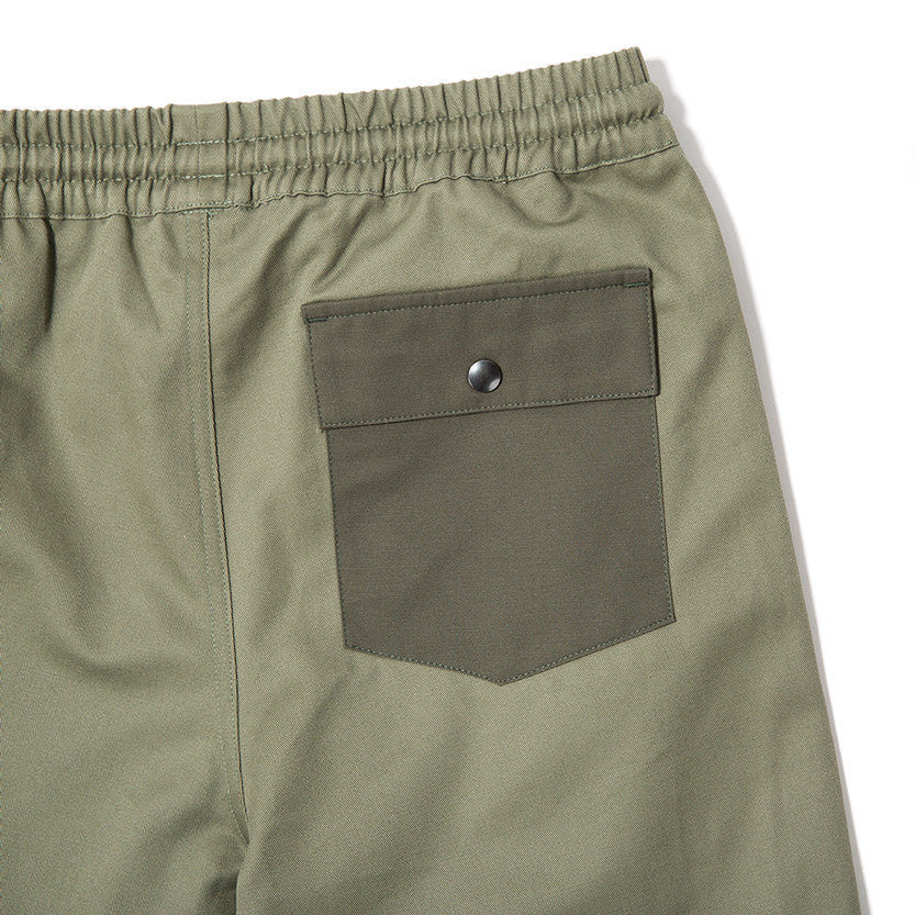 {ie RUGBY SHORT / MOSS - 5