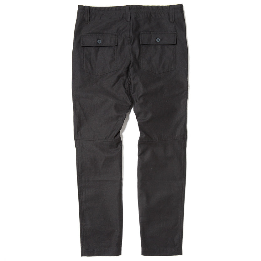 {ie FATIGUE PANT / BLACK - 2
