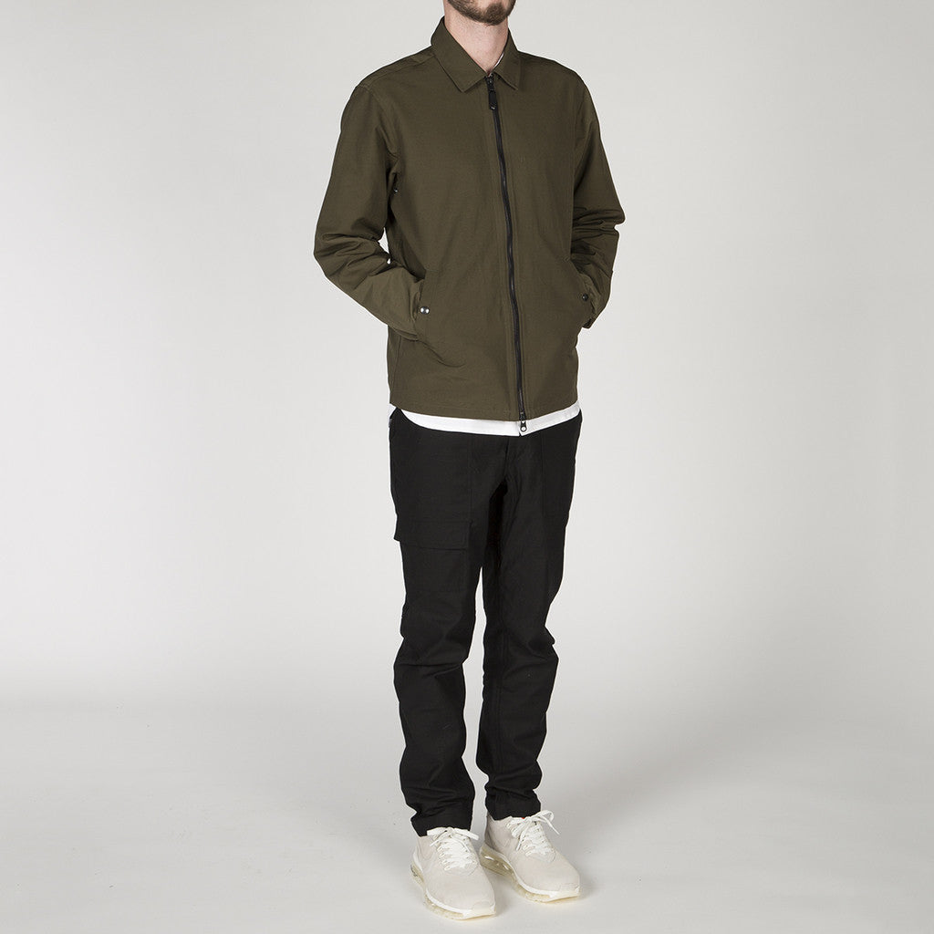 {ie FATIGUE PANT / BLACK
