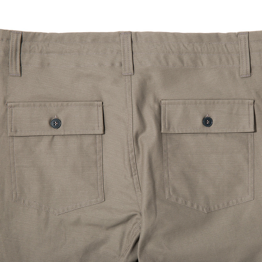 {ie FATIGUE PANT / STONE - 3