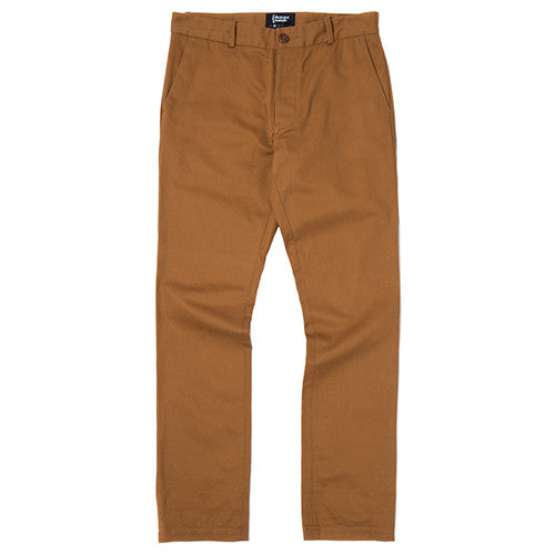 {ie CHINO PANT / CAMEL - 1