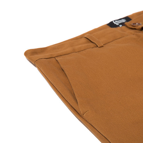 {ie CHINO PANT / CAMEL - 2