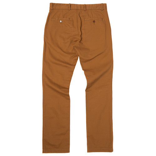 {ie CHINO PANT / CAMEL - 4