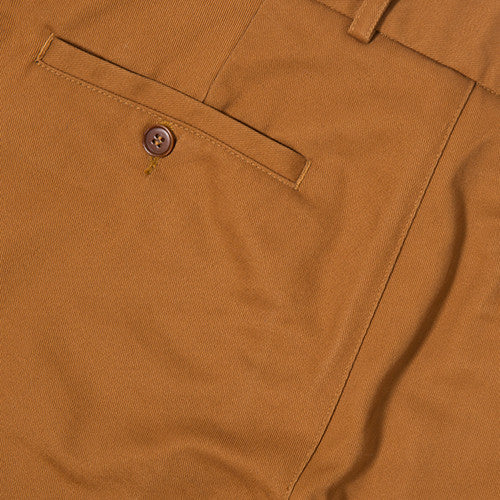 {ie CHINO PANT / CAMEL - 6