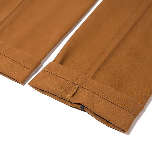 {ie CHINO PANT / CAMEL - 7