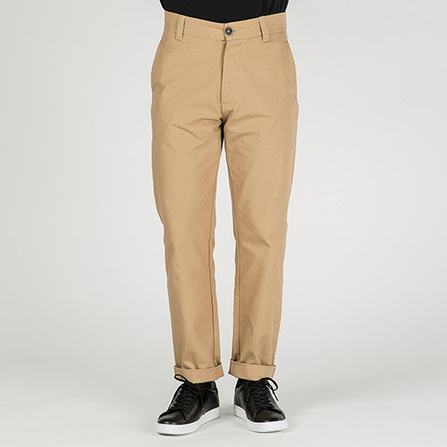 {ie CANVAS CHINO PANT / KHAKI - 6