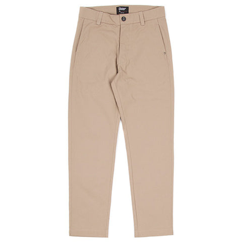 {ie CANVAS CHINO PANT / KHAKI - 1