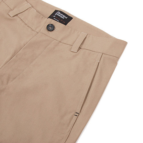 {ie CANVAS CHINO PANT / KHAKI - 3