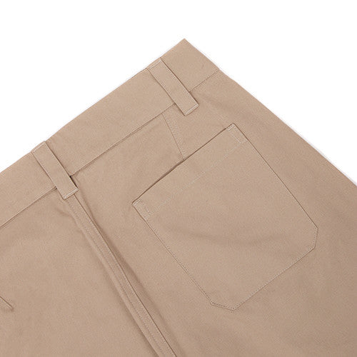 {ie CANVAS CHINO PANT / KHAKI - 5