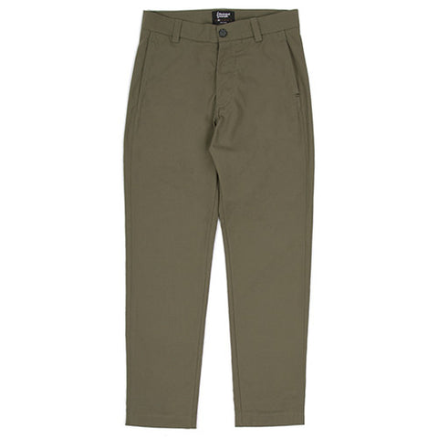 {ie CANVAS CHINO PANT / OLIVE - 1