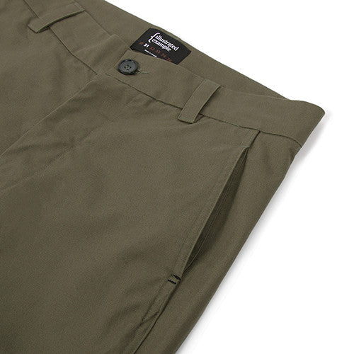 {ie CANVAS CHINO PANT / OLIVE - 3