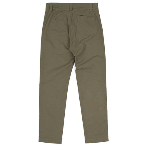 {ie CANVAS CHINO PANT / OLIVE - 2