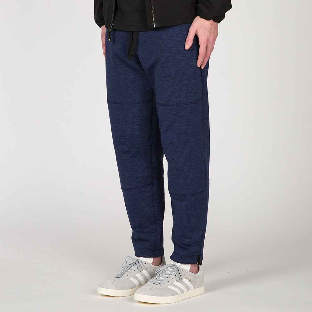 {ie SLUB FRENCH TERRY SWEATPANT / INDIGO