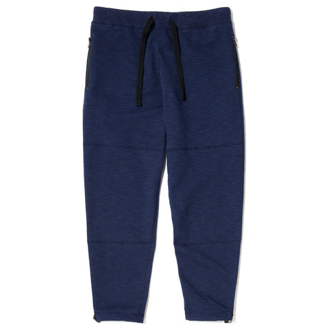 {ie SLUB FRENCH TERRY SWEATPANT / INDIGO - 1