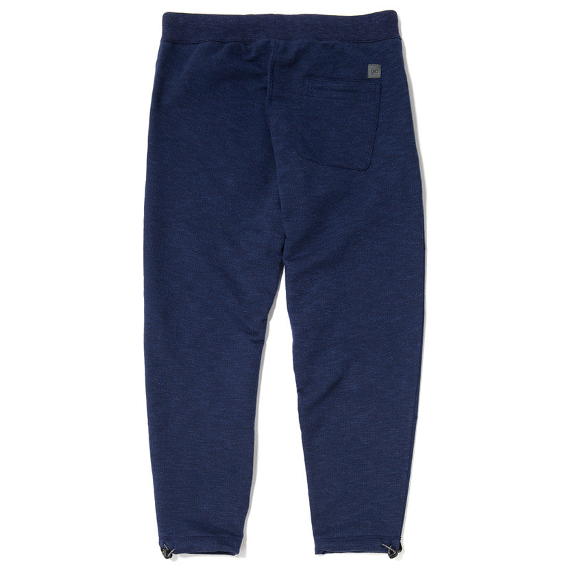 {ie SLUB FRENCH TERRY SWEATPANT / INDIGO - 2