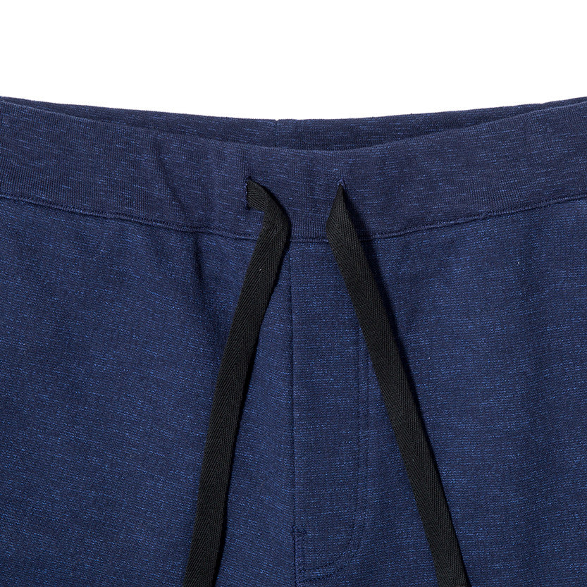 {ie SLUB FRENCH TERRY SWEATPANT / INDIGO - 3