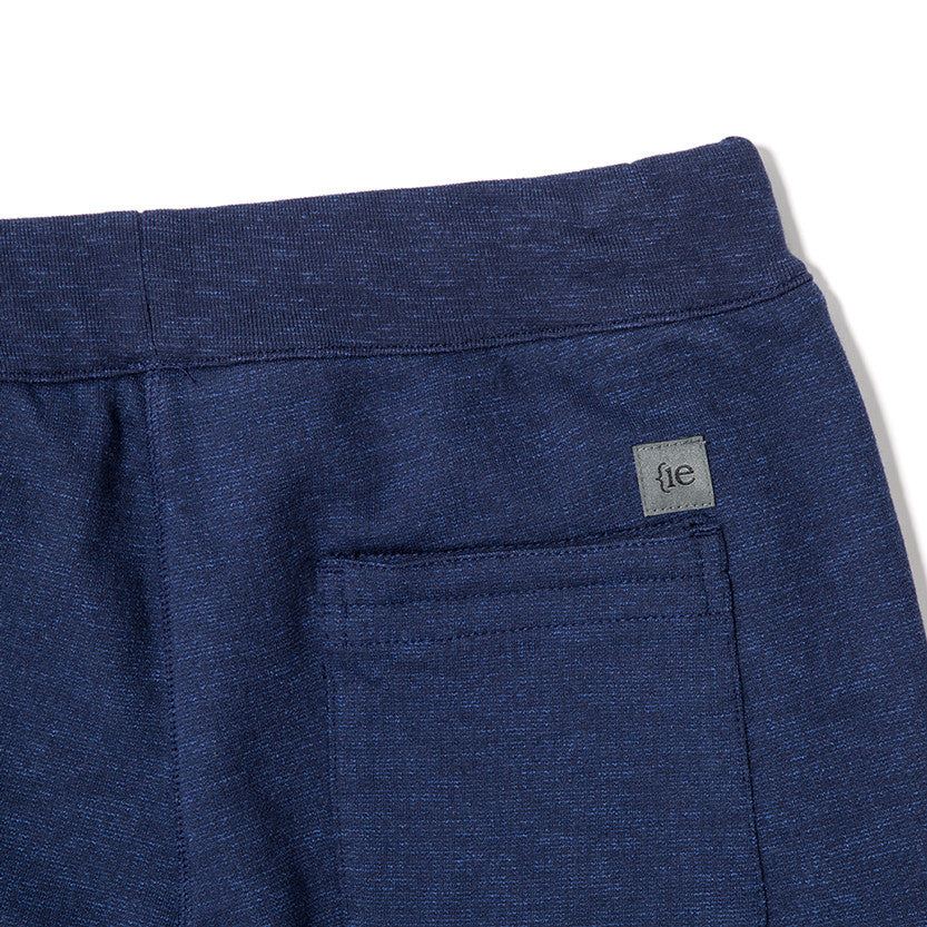 {ie SLUB FRENCH TERRY SWEATPANT / INDIGO - 4