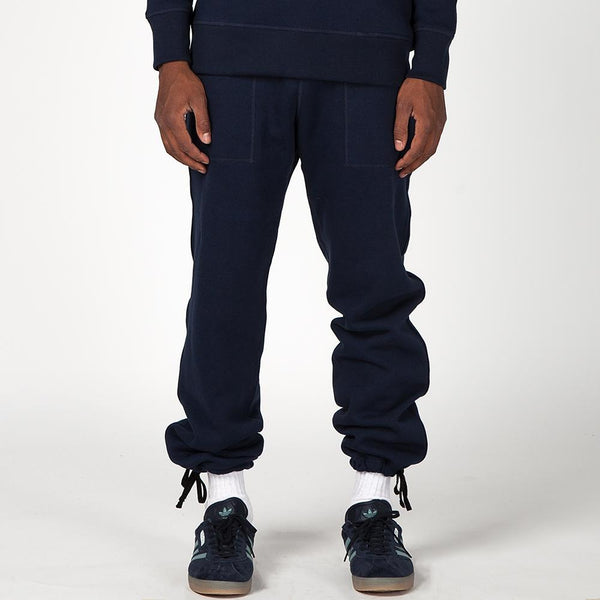 style code 3030TEF17HNV. {ie SWEATPANT / HEATHER NAVY