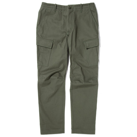 {ie CARGO PANT / OLIVE