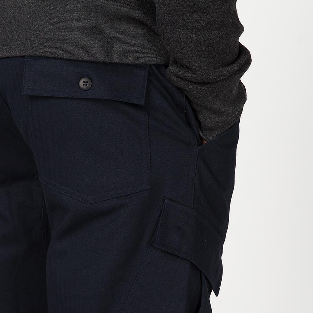 style code 3032CTF17NVY. {ie CARGO PANT / NAVY