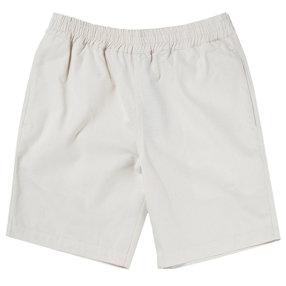 Style code 3037SS18NAT. {ie RUGBY SHORT / NATURAL
