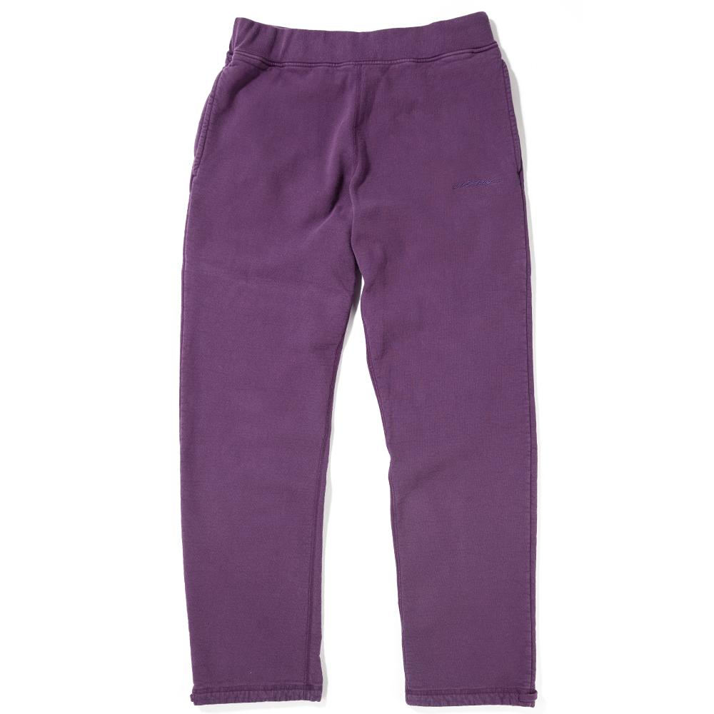 Livestock Fleece 400 GSM Sweatpants / Purple