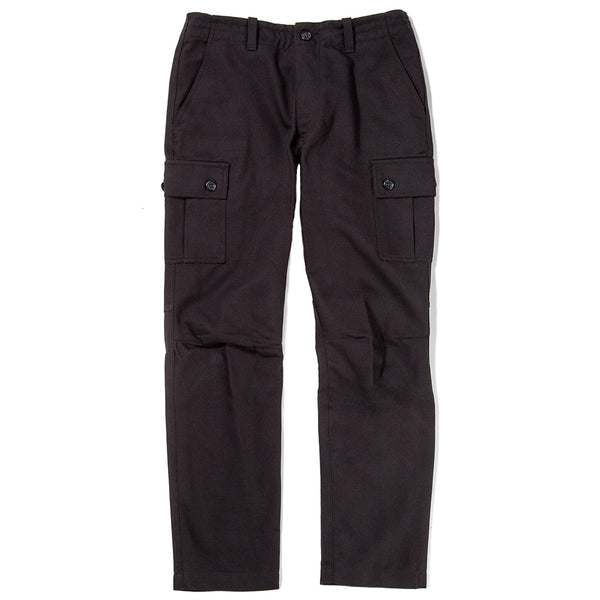 Style code 3039F18BLK. {ie Cargo Pant / Black