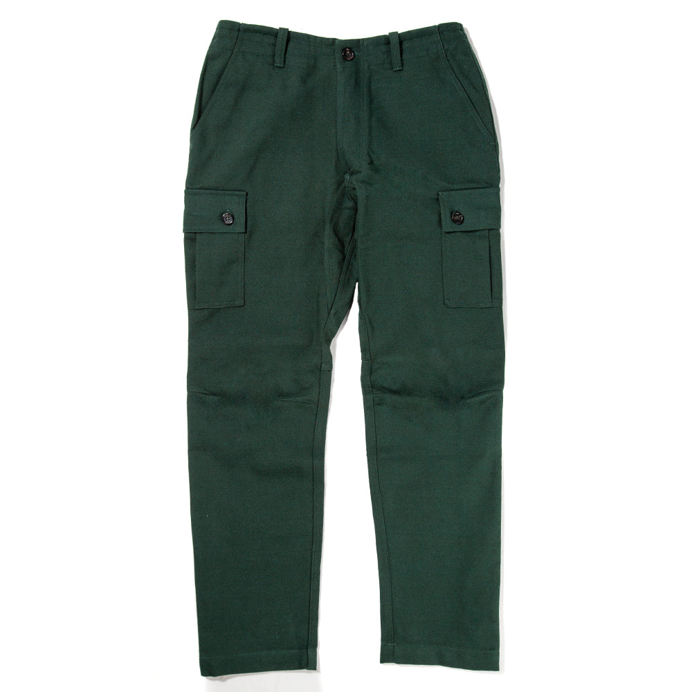 {ie Cargo Pant / Spruce Green - Deadstock.ca