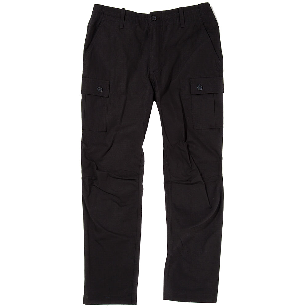 Style code 3039SS18BLK. {ie CARGO PANT / BLACK