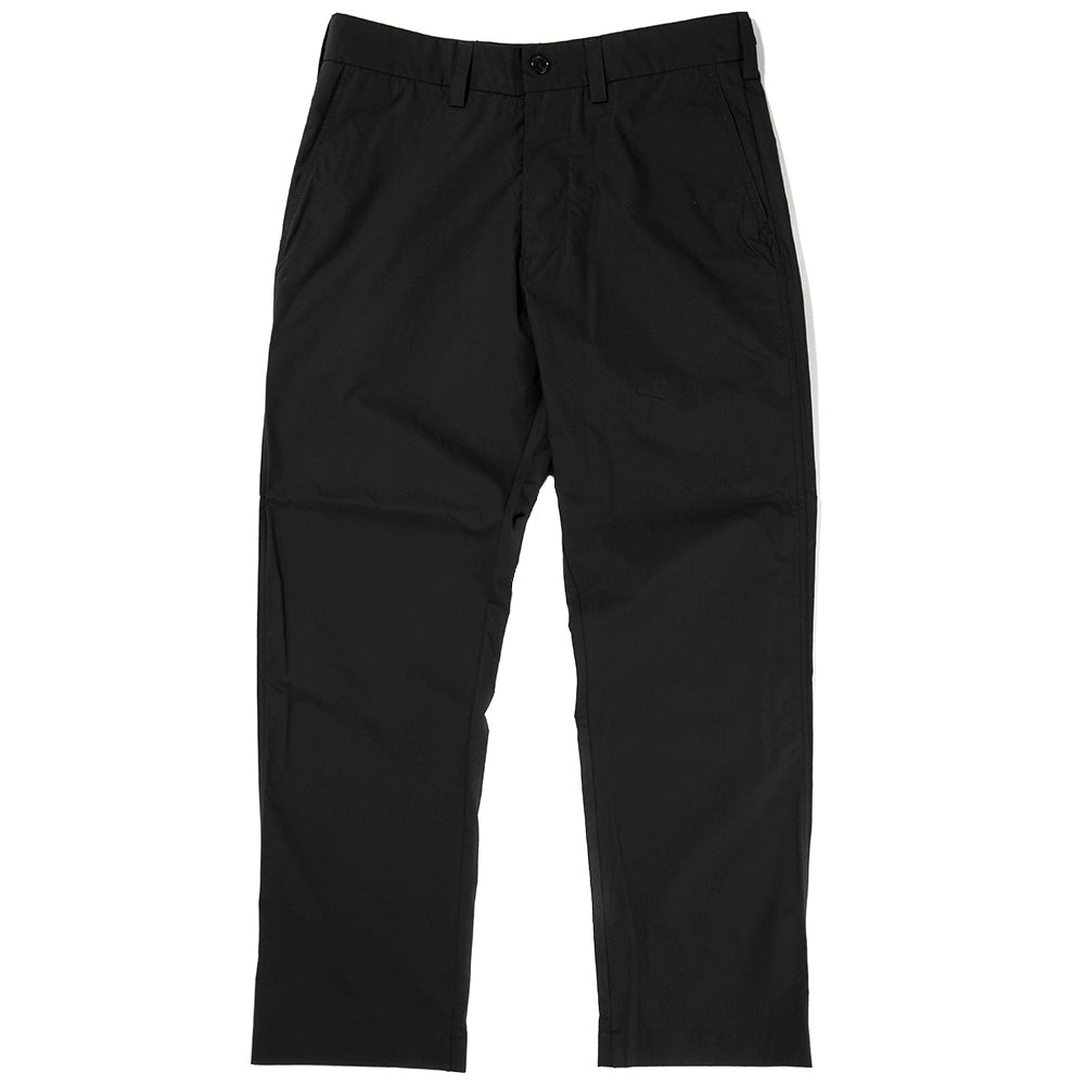 Style code 3040TCS18BLK. {ie CHINO TYPEWRITER CLOTH / BLACK