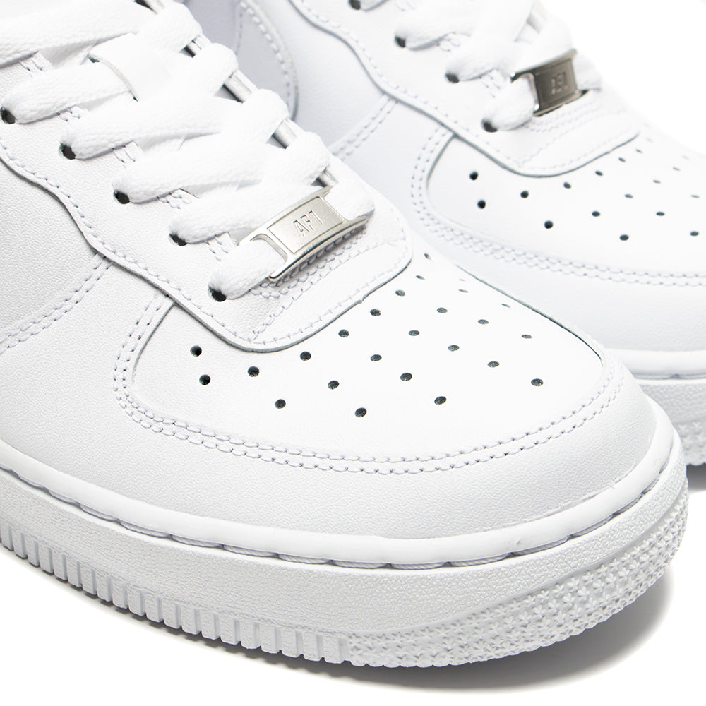 on sale 31372 b8c1c Nike Women's Air Force 1 '07 White / White