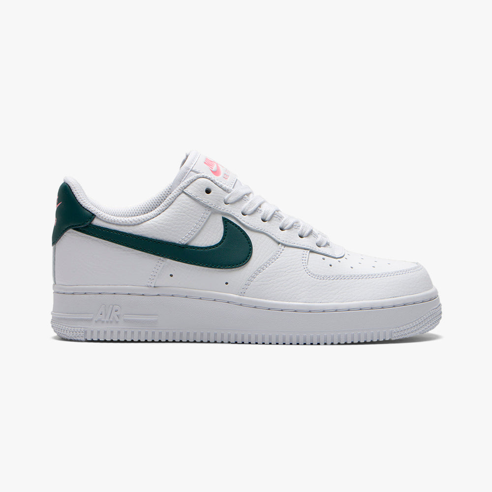 Nike Women's Air Force 1 '07 White / Dark Teal Green