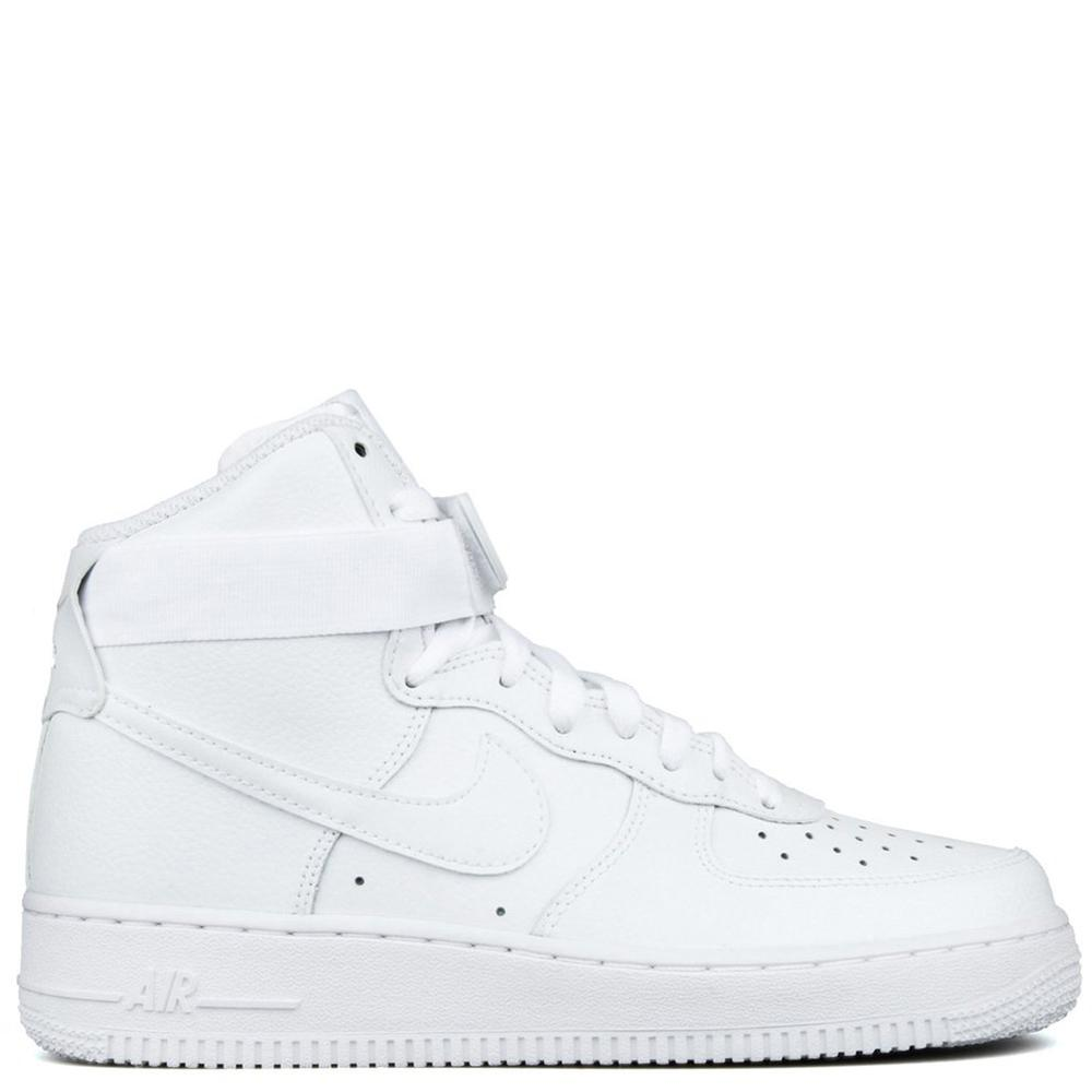 Style code  315121-115. NIKE AIR FORCE 1 HIGH '07 WHITE / WHITE
