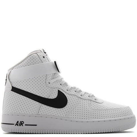 NIKE AIR FORCE 1 HIGH '07 WHITE / BLACK - 1