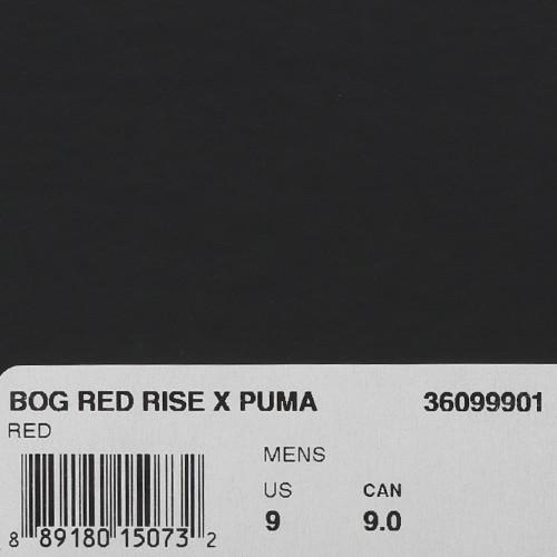 PUMA CREAM X RISE 45 BLAZE OF GLORY / HIGH RISK RED - Deadstock.ca