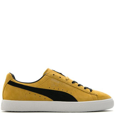 Style code 361466-01. Puma Clyde / Bright Gold