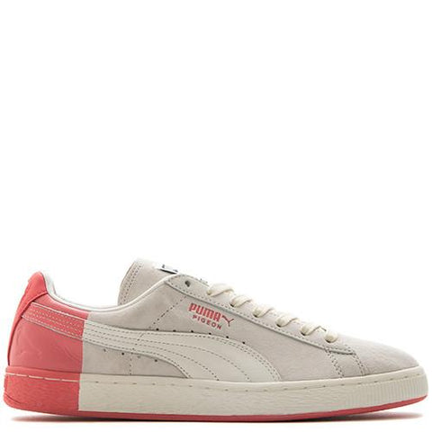 PUMA CREAM X STAPLE SUEDE / STAR WHITE - 1