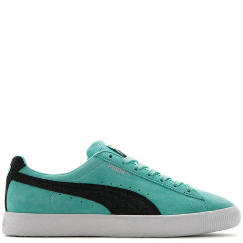 PUMA CREAM X DIAMOND SUPPLY CLYDE / ARUBA BLUE - 1