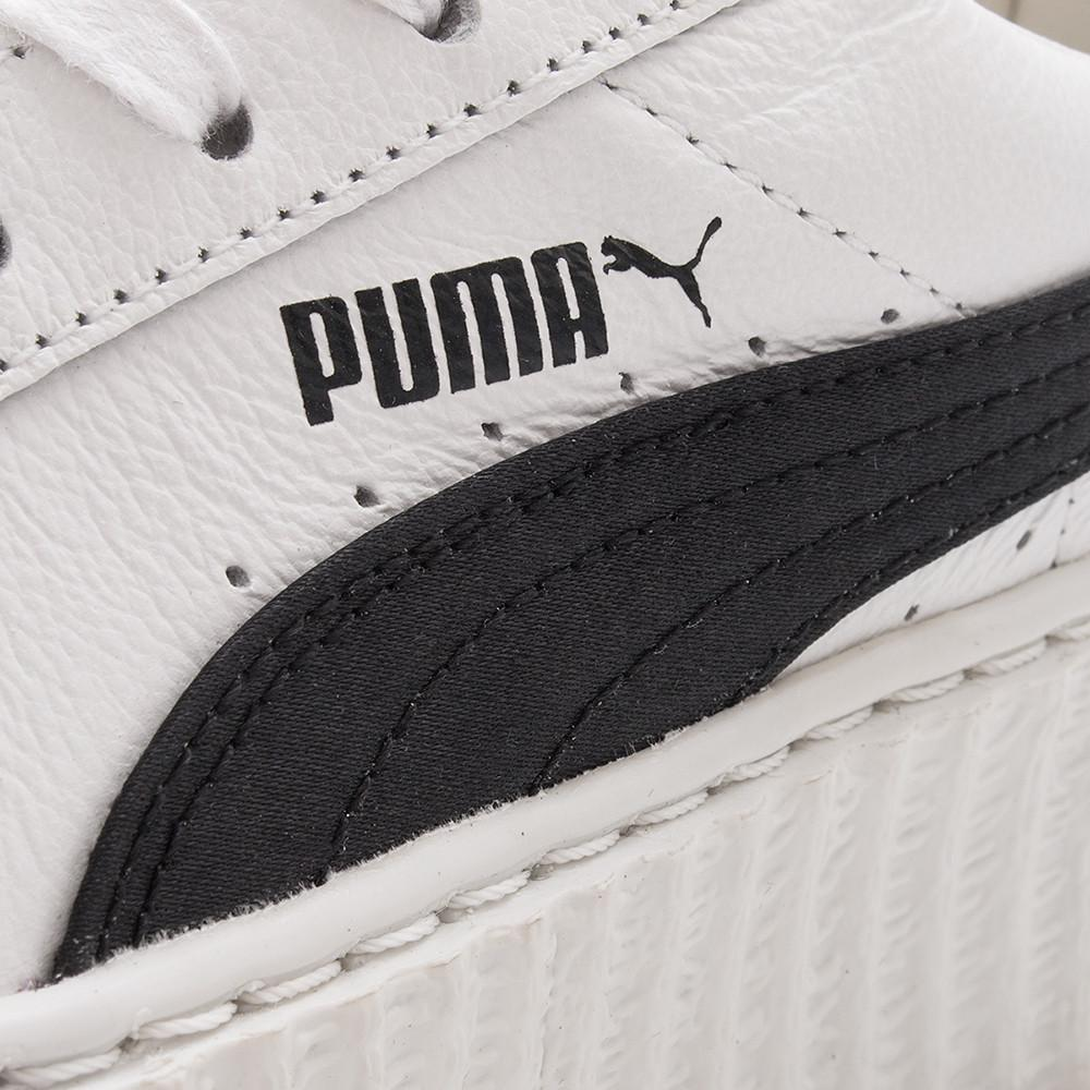 PUMA FENTY CREEPER CRACKED LEATHER / WHITE - Deadstock.ca