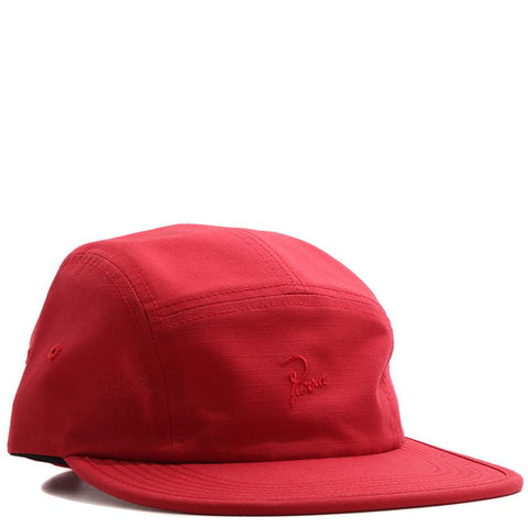 BY PARRA 5 PANEL VOLLEY HAT SIGNATURE / RED - 1