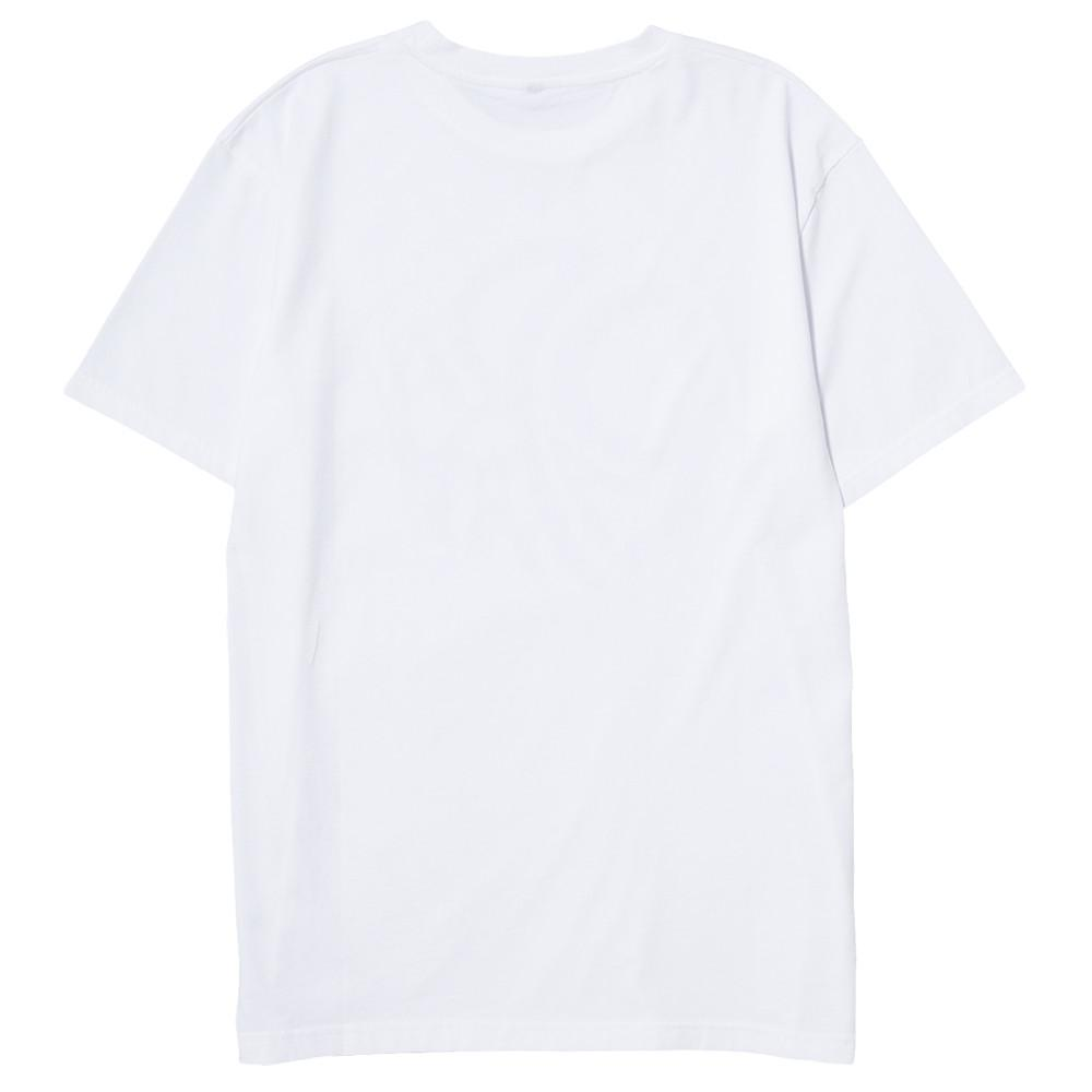 BY PARRA TRIP T-SHIRT / WHITE