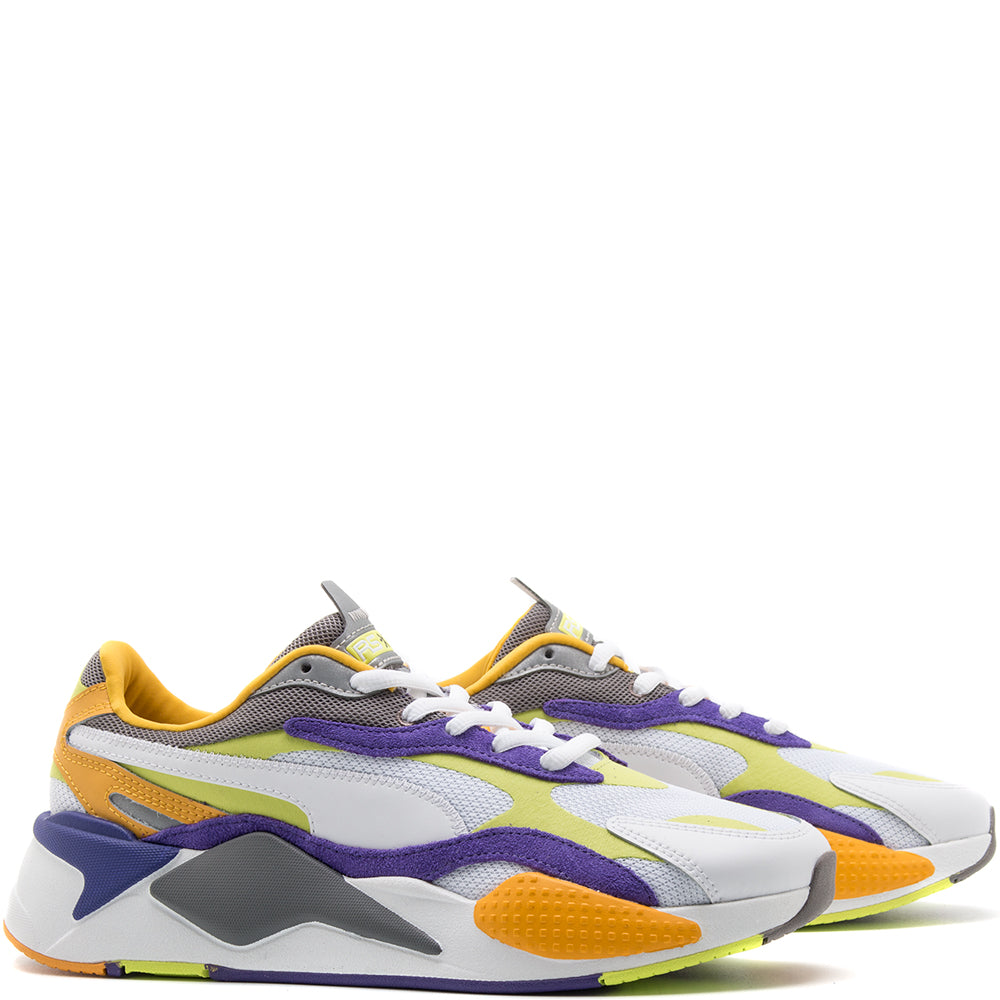 Puma RS-X3 Level Up Puma White / Limepunch
