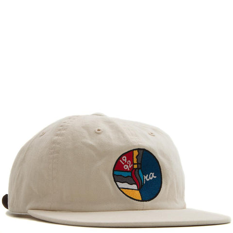 BY PARRA 1992 6 PANEL HAT / NATURAL